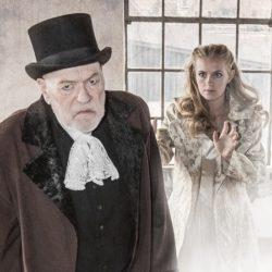 Scrooge, Dickens A Christmas Carol in Hoogeveen