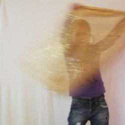 Dansende foto's – media