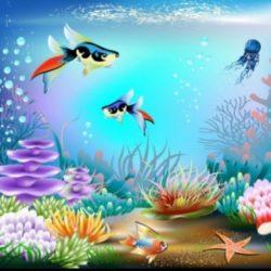Onderwaterland – dans