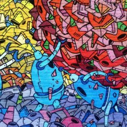 Graffiti – beeldend