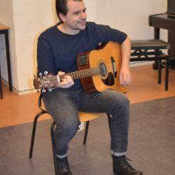 Musicus in de klas – muziek