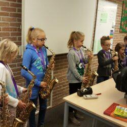 Nieuw muziekproject op 30 scholen Steenwijkerland