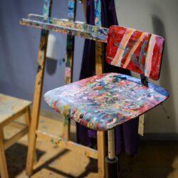 NIEUW: schilderles voor volwassenen en kinderen in Dwingeloo